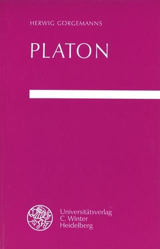 Platon - Herwig Görgemanns