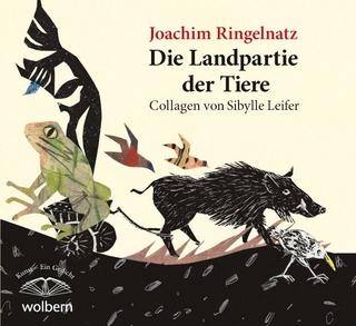 Die Landpartie der Tiere - Joachim Ringelnatz