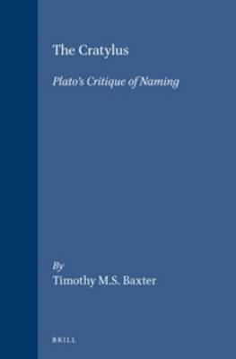 The Cratylus - Timothy M.S. Baxter