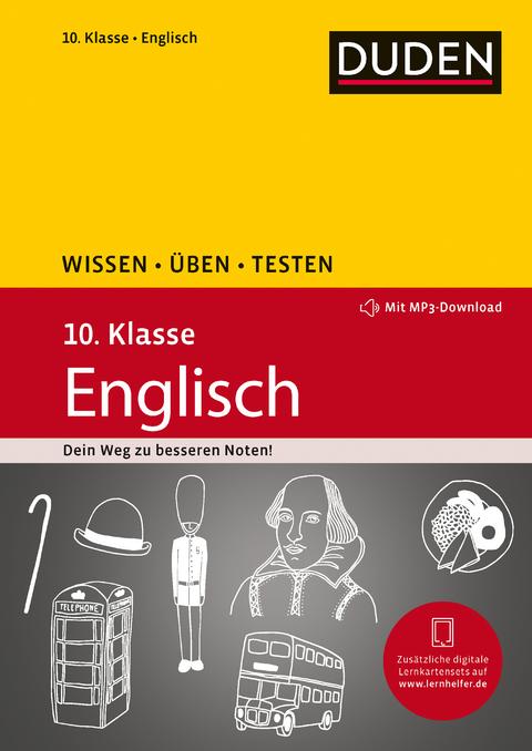 eBook: Wissen - Üben - Testen: Englisch 10. Klasse von Annette ...