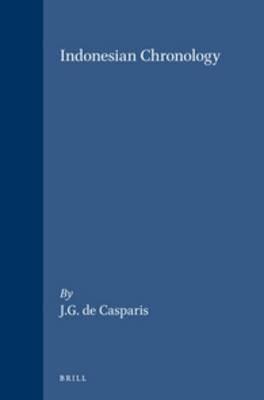 Indonesian Chronology - Casparis