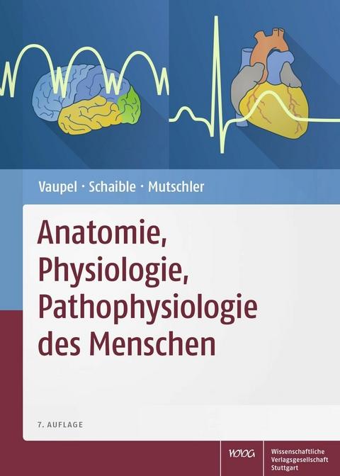 eBook: Anatomie, Physiologie, Pathophysiologie des Menschen von ...