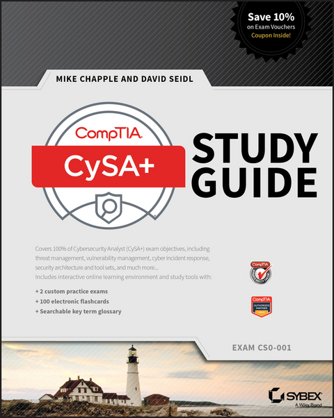 Ebook comptia cysa study guide von mike chapple isbn 978 1 119 comptia cysa study guide mike chapple david seidl fandeluxe Gallery