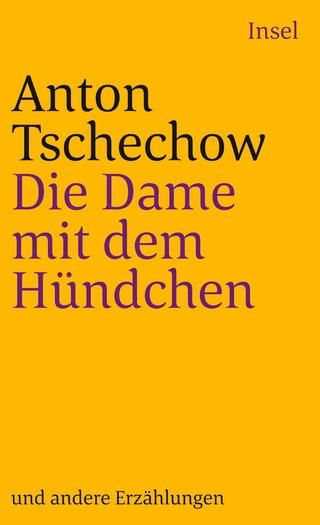 Die Dame mit dem Hündchen - Anton Tschechow