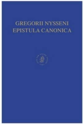 Contra Eunomium liber III - Gregorius Nyssenus; Jaeger