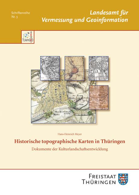 Topographische Karte Thüringen.Historische Topographische Karten In Thüringen