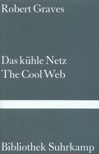 Das kühle Netz. The Cool Web - Robert Graves; Wolfgang Held