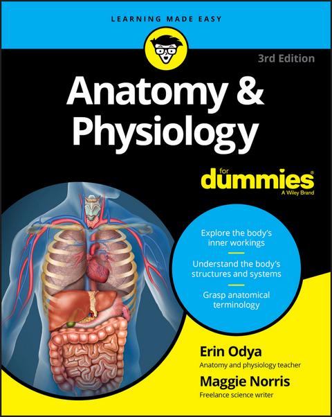 eBook: Anatomy and Physiology For Dummies von Erin Odya   ISBN 978-1 ...
