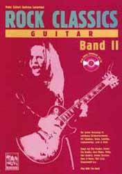 Rock Classics Guitar. Die besten Rocksongs in spielbaren Originalversionen,... / Rock Classics Guitar. Die besten Rocksongs in spielbaren Originalversionen,... - Peter Kellert; Andreas Lonardoni