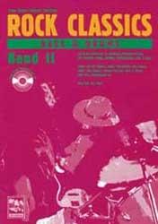 Rock Classics Bass und Drums. Die besten Rocksongs in spielbaren... / Rock Classics Bass und Drums. Die besten Rocksongs in spielbaren... - Peter Kellert; Andreas Lonardoni