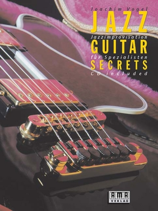 Jazz Guitar Secrets - Joachim Vogel
