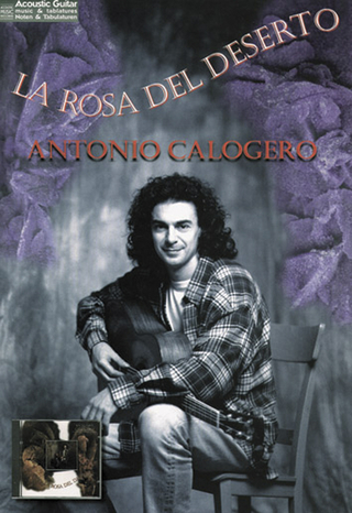 La Rosa Del Deserto - Antonio Calogero