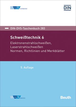 DIN/DVS Taschenbuch 283