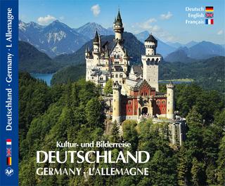 DEUTSCHLAND - GERMANY · L´ALLEMAGNE - Kultur und Bilderreise durch Deutschland - Horst Ziethen; Peter von Zahn