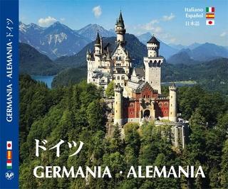 DEUTSCHLAND - GERMANIA - ALEMANIA - Kultur- und Bilderreise durch Deutschland - Horst Ziethen