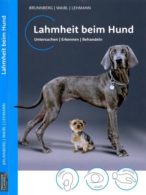 Lahmheit beim Hund von Leo Brunnberg | ISBN 978-3-00-048088-1 ...