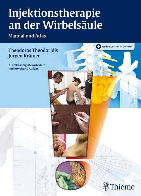 eBook: Injektionstherapie an der Wirbelsäule von Jürgen Krämer ...