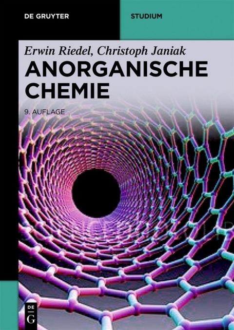 Anorganische Chemie von Erwin Riedel   ISBN 978-3-11-035526-0 ...
