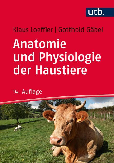 Anatomie und Physiologie der Haustiere von Klaus Loeffler | ISBN 978 ...