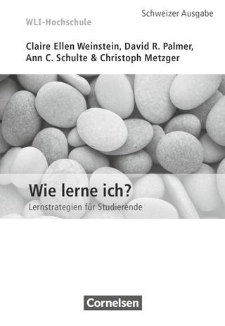 Lern- und Arbeitsstrategien - WLI-Hochschule - Christoph Metzger