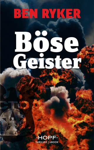 C.T.O. Counter Terror Operations 5: Böse Geister - Ben Ryker