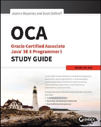OCA: Oracle Certified Associate Java SE 8 Programmer I… von Jeanne ...