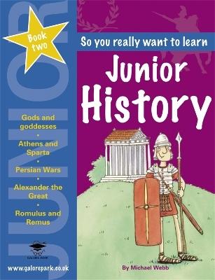 Junior History Book 2 - Michael Webb