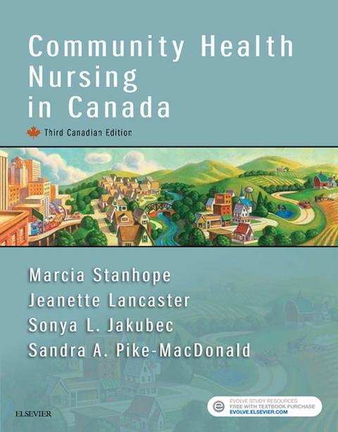 Community Health Nursing in Canada - E-Book (eBook)