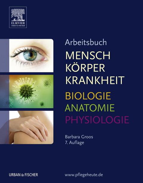 eBook: Arbeitsbuch zu Mensch Körper Krankheit & Biologie… von ...