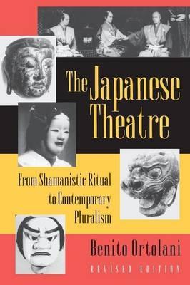 The Japanese Theatre - Benito Ortolani