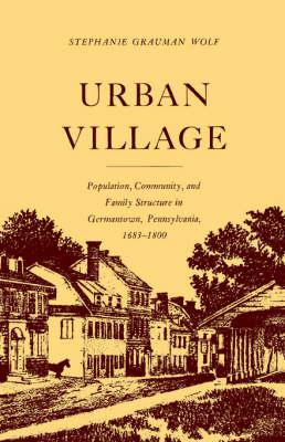 Urban Village - Stephanie Grauman Wolf