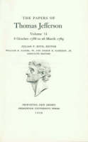 The Papers of Thomas Jefferson, Volume 14 - Thomas Jefferson; Julian P. Boyd