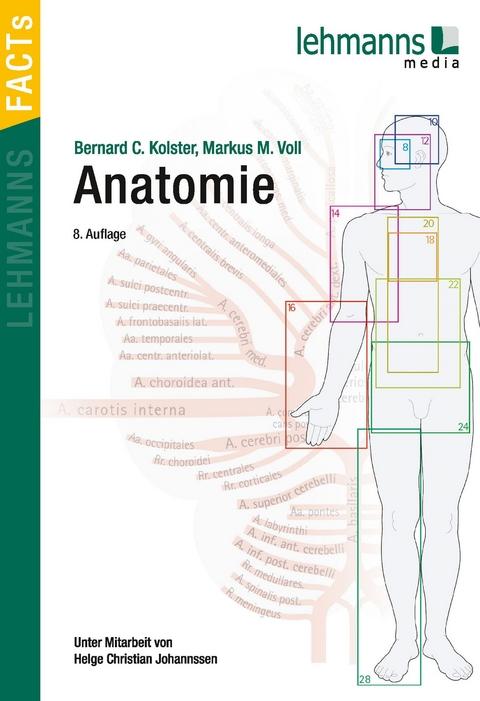 Lehmanns FACTs! Anatomie von Bernhard Kolster | ISBN 978-3-86541-630 ...