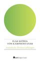 Anatolische Hirtenerzählungen - Elsa Sophia von Kamphoevener