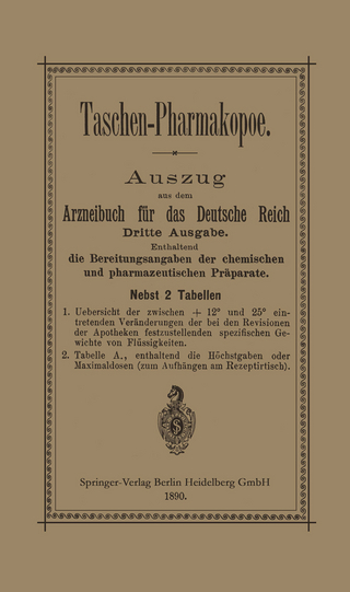 Taschen-Pharmakopoe