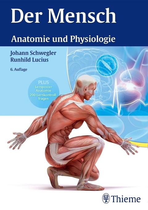 eBook: Der Mensch - Anatomie und Physiologie von Johann S. Schwegler ...