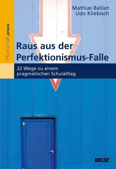 eBook: Raus aus der Perfektionismus-Falle von Mathias Balliet | ISBN ...