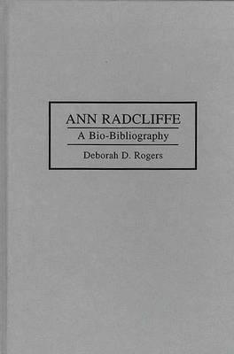 Ann Radcliffe - Deborah Rogers