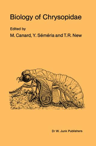Biology of Chrysopidae - M. Canard; Y. Semeria; Tim R. New