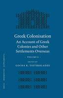 Greek Colonisation - G.R. Tsetskhladze