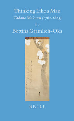 Thinking Like a Man - Bettina Gramlich-Oka