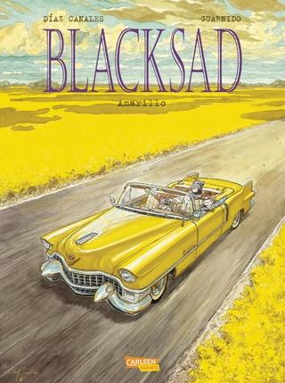 Blacksad, Band 5: Amarillo - Juan Diaz Canales