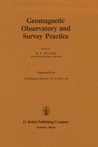 Geomagnetic Observatory and Survey Practice - W.F. Stuart