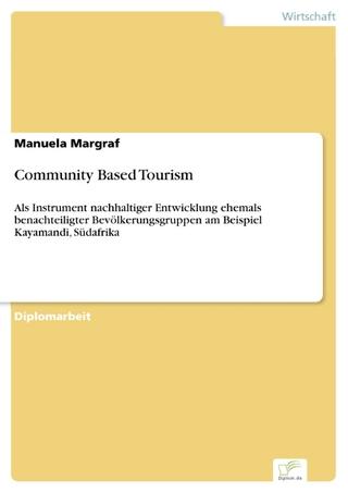 Community Based Tourism - Manuela Margraf