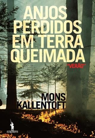 Anjos Perdidos em Terra Queimada - Mons Kallentoft