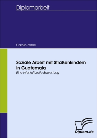 Soziale Arbeit mit Straßenkindern in Guatemala - Carolin Zobel