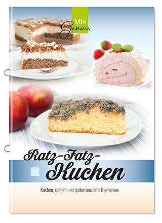 Ratz-Fatz-Kuchen - Corinna Wild