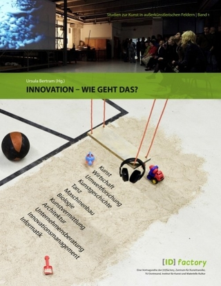 Innovation ? wie geht das? - Ursula Bertram