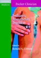 Pediatric Anesthesia Practice