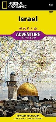 Israel von National Geographic Maps | ISBN 978-1-56695-617-8 | Bei ...